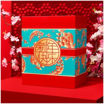 可阳光清关!LOOKFANTASTIC 2020年中国新年春意繁花盒(价值超过¥2000)