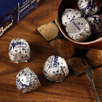 79元包邮包税!意大利国宝级巧克力品牌:Baci 芭绮 榛仁夹心巧克力礼盒500g