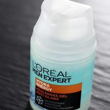 L'Oréal Paris 欧莱雅 男士劲能保湿霜 50ml 亚马逊海外购