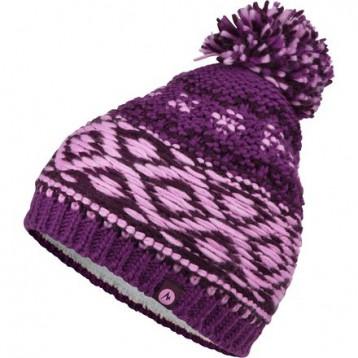 Marmot 土撥鼠 Tashina Pom 女款混合針織羊毛保暖帽 4.6折好價,128.72元