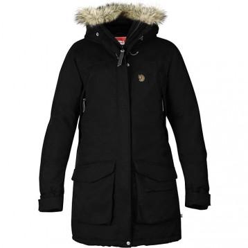 多色可选~Fjallraven 北极狐 Nuuk 女士长款保暖羽绒派克大衣 额外7折价:2817.22元