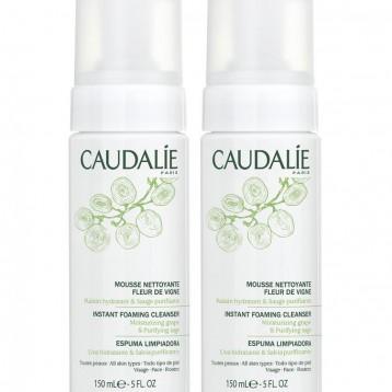 Caudalie 歐緹麗 葡萄籽氨基酸泡沫潔面 2瓶150ml £22(¥231.22)