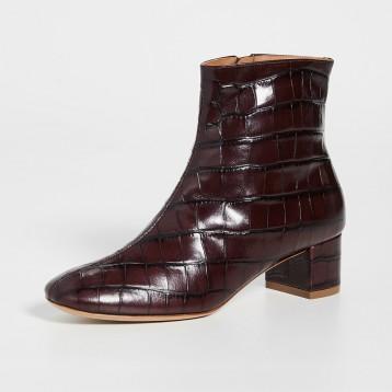 Mansur Gavriel 40mm Ankle 靴子 額外7.5折價:2514.62元
