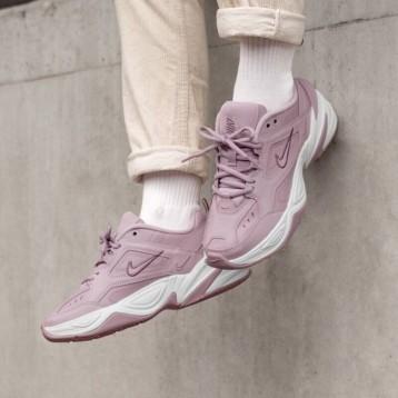 降价!Nike M2k Tekno 樱花粉女款老爹鞋