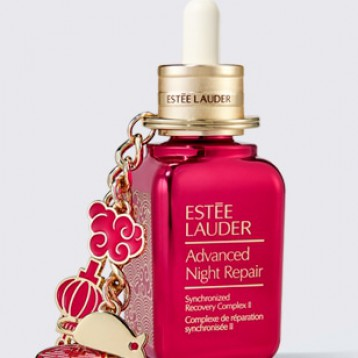 Estee Lauder新春限量版小棕瓶 $100(¥805)