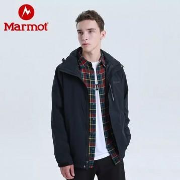 2019新款,Marmot 土拨鼠 Southridge 男士防水防风透气冲锋衣 V50680