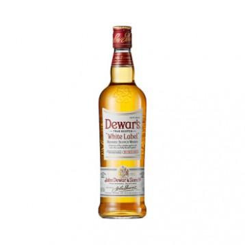 103.70元拍2瓶!获205个奖项:Dewar's 帝王 白牌调配苏格兰威士忌 750ml