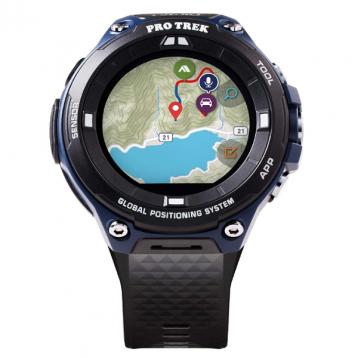 Casio 卡西欧 Pro Trek系列 WSD-F20A-BUAAU 户外智能GPS运动手表