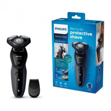 Philips飞利浦 S5270/06 干湿两用剃须刀 带精密修剪器