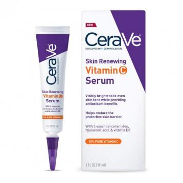 CeraVe 适乐肤 10%VC抗氧化美白亮肤精华30ml