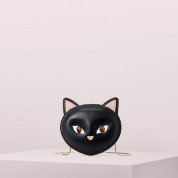 kate spade 凯特丝蓓官网 meow cat crossbody 猫猫头斜挎包 额外7折价:1341.13元