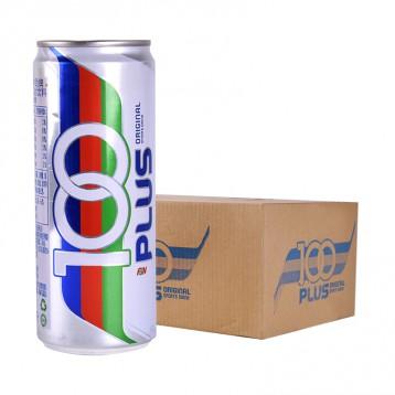 49.9元拍2箱!马来西亚进口 F&N 100冲劲 运动饮料325ml*24听