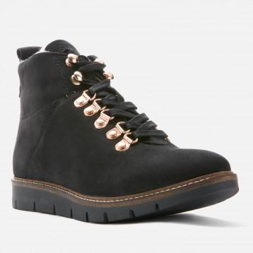 Superdry 极度干燥 Studio Hiker Boots 女士休闲短靴