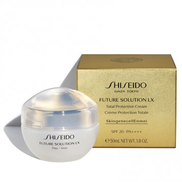 Shiseido 资生堂 SPF20 时光琉璃御藏臻采日霜 50ml  亚马逊海外购