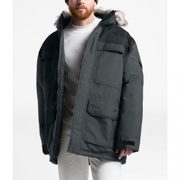 The North Face 北面 McMurdo Parka III 男士羽絨派克大衣 特價$286.99(¥2310.27)