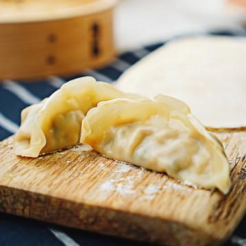 大希地 菌菇三鲜蒸饺 230g*8袋