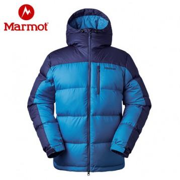 Marmot 土拨鼠 Guides 男士700蓬连帽羽绒服V73067 多色