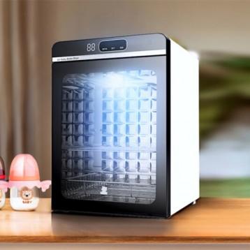 可以用来消毒口罩!小白熊 (Snow Bear)奶瓶烘干器18.5L单灯管 紫外线消毒 ¥489