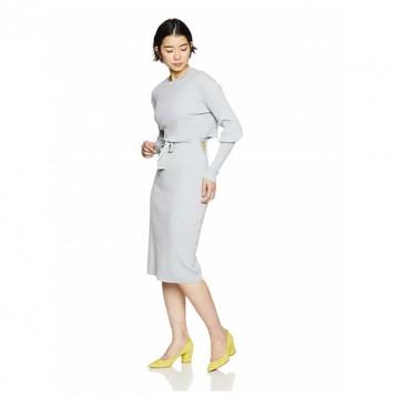 Snidel 女士针织连衣裙两件套 SWNO191056
