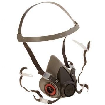 美亚现货!3M 6200半面罩式呼吸器 造型夸张 效能突出 $15.8