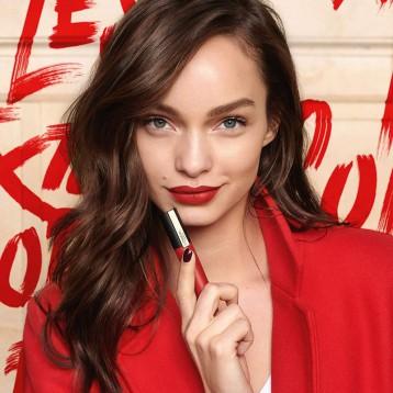 L'Oreal 巴黎欧莱雅 Cosmetics Paris Rouge Signature 哑光液体唇膏 亚马逊海外购