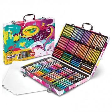 秒杀:Crayola 绘儿乐 灵感艺术绘画画笔套装亚马逊海外购