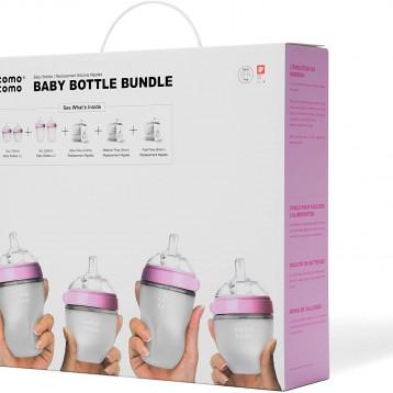 COMOTOMO 可么多么 婴儿奶瓶套装亚马逊海外购