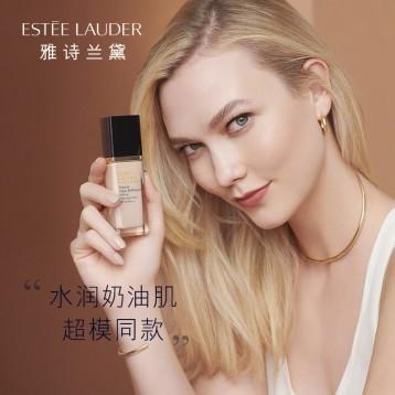 PLUS会员,Estee Lauder 雅诗兰黛 沁水粉底液 SPF20/PA+++ 30ml +凑单品