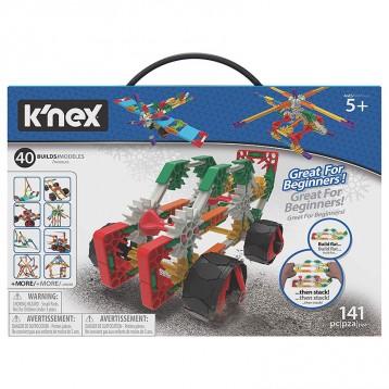 knex 科乐思 40创意拼插小颗粒积木玩具套装亚马逊海外购