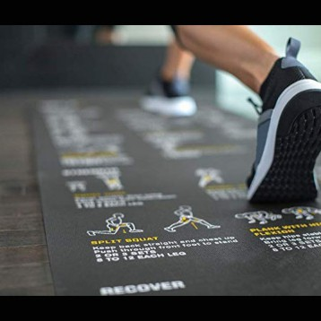 214.44元美国直邮!SKLZ 拉伸24组动作健身瑜伽垫 183*61*0.6cm