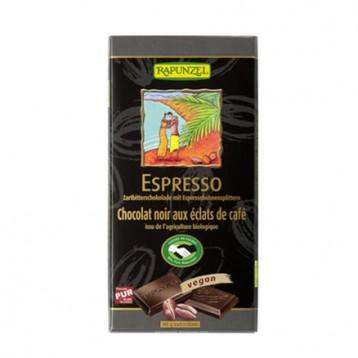 Rapunzel 长发公主 意大利香浓咖啡微苦巧克力 专为素食主义者设计 80g 7.9折+满568.1元免邮