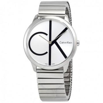 京东价¥1190~ Calvin Klein Silver Dial 男款手表 K3M211Z6 2折+免官网运费