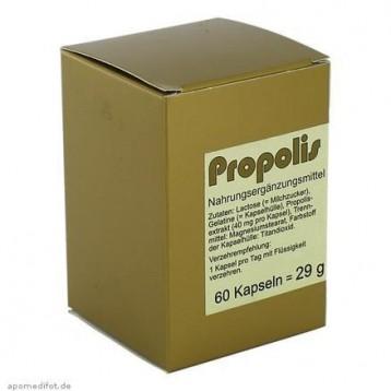 Propolis 蜂膠保健膠囊 提高人體免疫力 60粒 7.5折+滿568.1元免郵