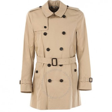 Burberry 肯辛頓版型 Heritage Trench 男士常規款風衣 3.6折+免官網運費