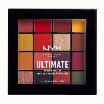 NYX PROFESSIONAL MAKEUP Ultimate??16色眼影盤 亞馬遜海外購