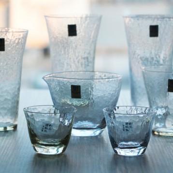 东洋佐佐木 SASAKI 锤纹水晶玻璃公道杯270ml 亚马逊海外购