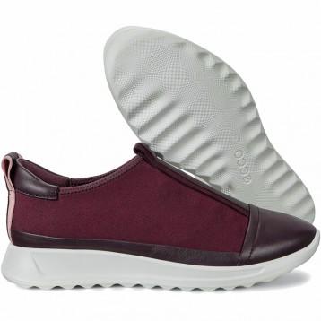 限码好价:ECCO 爱步 Flexure Runner 女士一脚蹬运动鞋 亚马逊海外购