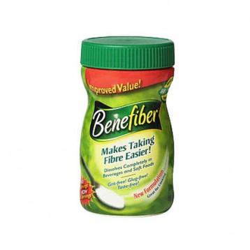 AU$11.95澳元包税!无味无糖:Benefiber 水溶性通便膳食纤维粉155克(可服44次)