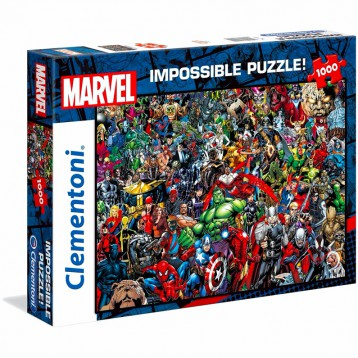 Clementoni  Impossible 漫威英雄 复仇者联盟拼图 亚马逊海外购