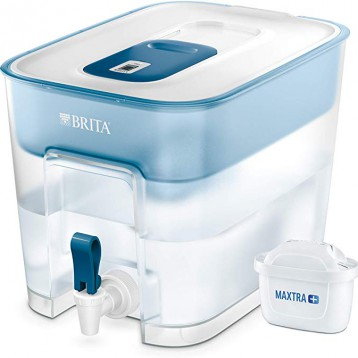 ¥369.94元英國直郵!BRITA碧然德Optimax冷水過濾器 8.5 L(含一個1芯)