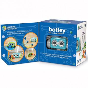 335.07美国直邮!Learning Resources Botley系列 编程机器人(含编码导轨套装)