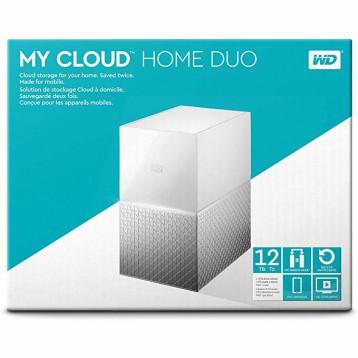 3052.19元美国直邮!Western Digital 西部数据 My Cloud Home Duo 个人云存储设备 16TB