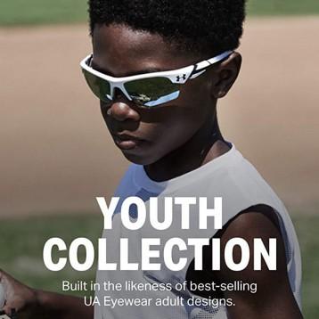 【青少年户外太阳镜】Under Armour 安德玛 Youth Sunglasses