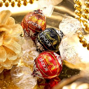 【Lindt瑞士莲巧克力】亚马逊海外购超级品牌日,错过等一年