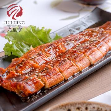 出口品質30年:九里京 日式蒲燒鰻魚 500g整條裝