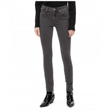 限28x28码,Calvin Klein 卡尔文·克莱恩 Ckj 011 女士中腰紧身牛仔裤