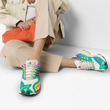 85折包税!ADIDAS 全新复古款 TRDC 多色运动鞋¥1093.95元