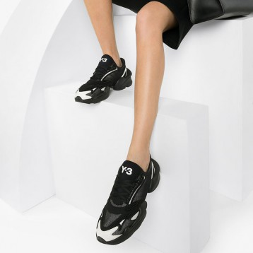 85折包税!新季Y-3 Ren 网面运动鞋 ¥1691.50元