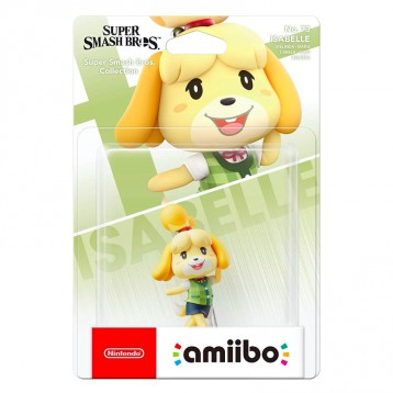 Nintendo 任天堂 Switch NFC手办  《动物森友会》 大乱斗系列 西施惠amiibo 亚马逊海外购