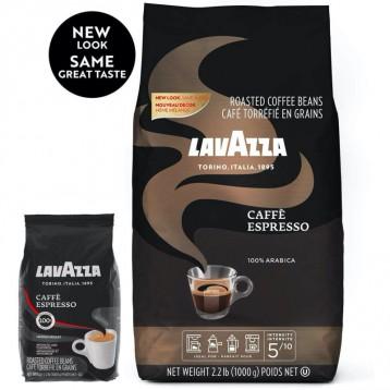 LAVAZZA 乐维萨 意式浓缩咖啡粉 1kg 亚马逊海外购